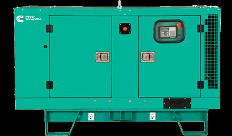 roheline diiselgeneraator